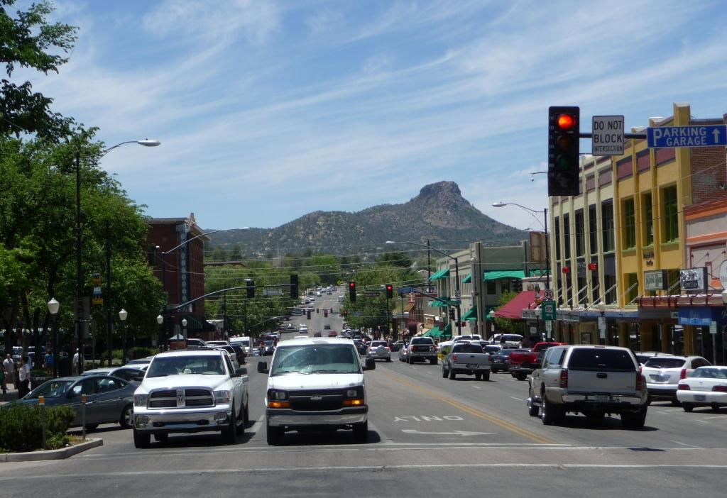 Prescott more western than native southwestern for The prescott